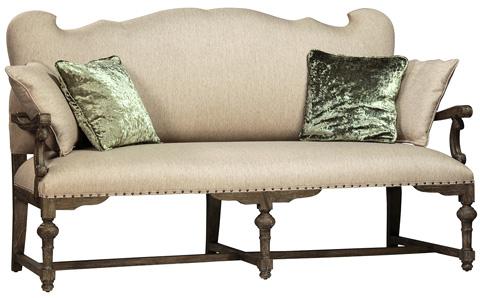 Dovetail Furniture - Bollene Settee - DOV2346