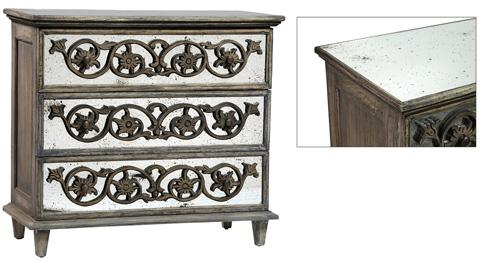 Dovetail Furniture - Josette Dresser - DOV2350
