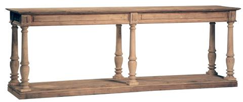 Dovetail Furniture - Vera Sofa Table - DOV245