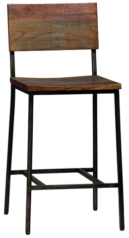 Dovetail Furniture - Derry Counterstool - DOV2872