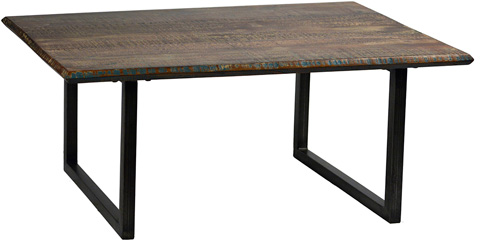 Dovetail Furniture - Derry Coffee Table - DOV2874