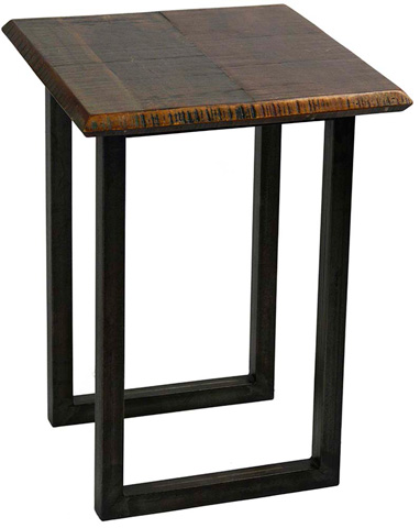 Dovetail Furniture - Derry Side Table - DOV2875