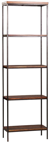 Dovetail Furniture - Madison Bookshelf - DOV2880
