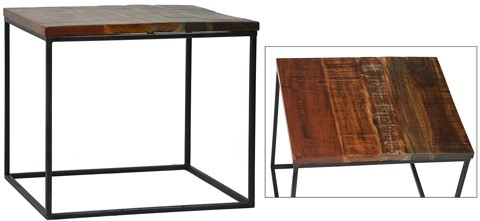 Dovetail Furniture - Madison End Table - DOV2881