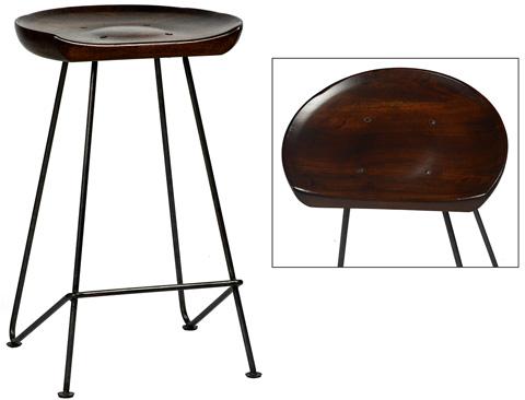 Dovetail Furniture - Flynn Counterstool - DOV2883CS