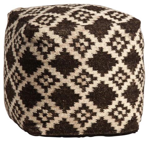 Dovetail Furniture - Batala Ottoman - DOV3055