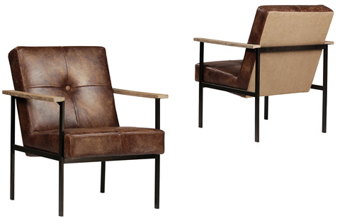 Dovetail Furniture - Stanley Chair - DOV3209
