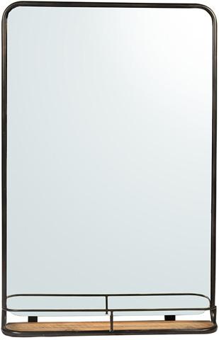 Dovetail Furniture - Cascade Mirror - DOV3227