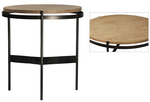 Dovetail Furniture - Mesa Side Table - DOV3465