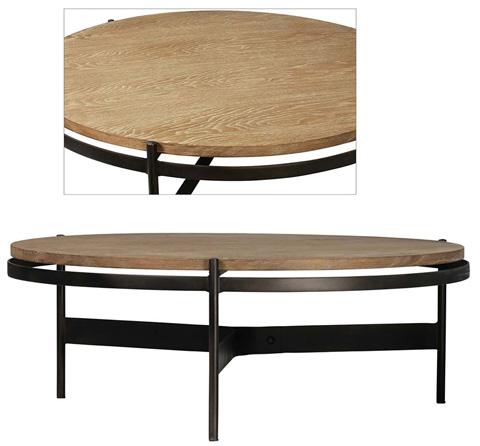 Dovetail Furniture - Mesa Coffee Table - DOV3466