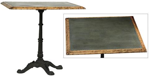 Dovetail Furniture - Hubbard Bistro Table - DOV5126