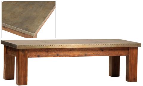 Dovetail Furniture - Barnard Coffee Table - DOV5129