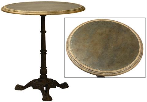 Dovetail Furniture - Bradley Side Table - DOV5139