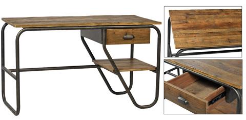 Dovetail Furniture - Ackton Desk - DOV5143