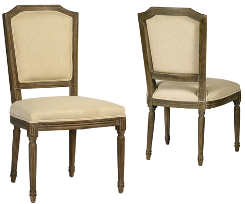 Dovetail Furniture - Dining Chair - DOV878