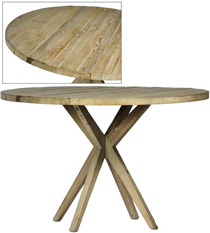 Dovetail Furniture - Mallory Table - DOV9826