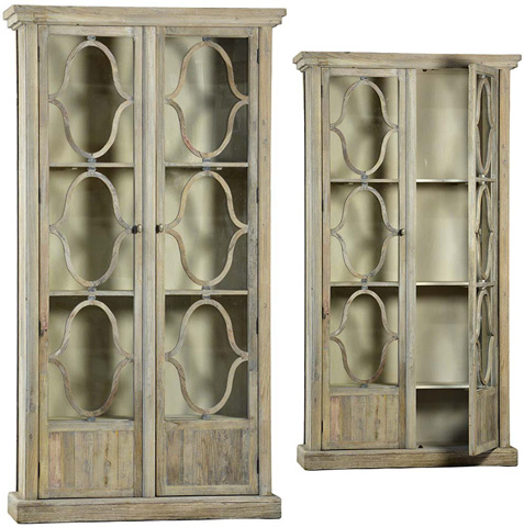 Dovetail Furniture - Digby Cabinet - DOV9828