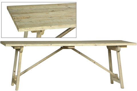 Dovetail Furniture - Cavendish Dining Table - DOV9831