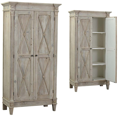 Dovetail Furniture - Drummond Cabinet - DOV9837
