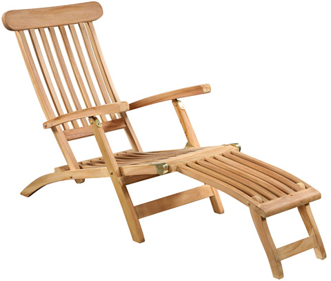 Dovetail Furniture - Steamer Outdoor Chair - BJ003