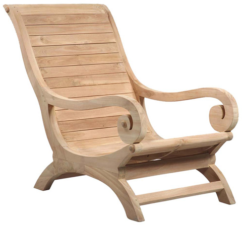 Dovetail Furniture - Tomas Outdoor Lounge Chair - BJ017