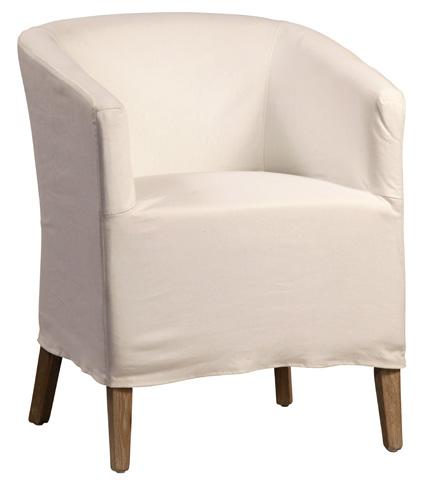 Dovetail Furniture - Warren Dining Chair - DOV198
