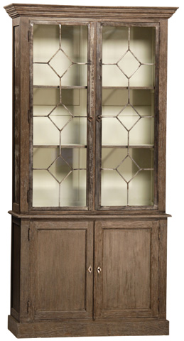 Dovetail Furniture - Ewing Cabinet - DOV2372