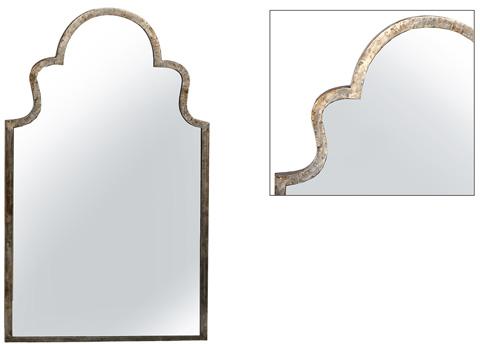 Dovetail Furniture - Fleming Mirror - DOV2373