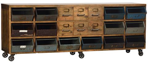 Dovetail Furniture - Hickman Sideboard - DOV5152
