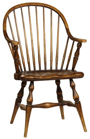 Dovetail Furniture - Lewis Chair - DOV5154