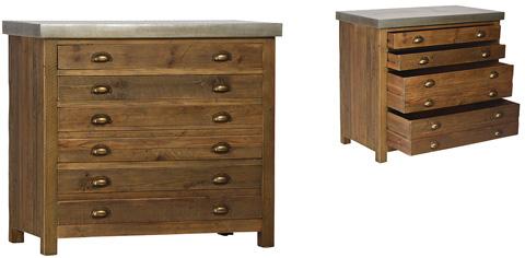Dovetail Furniture - Blaine Dresser - DOV5157