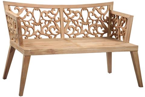 Dovetail Furniture - Ulrik Bench - DOV7734