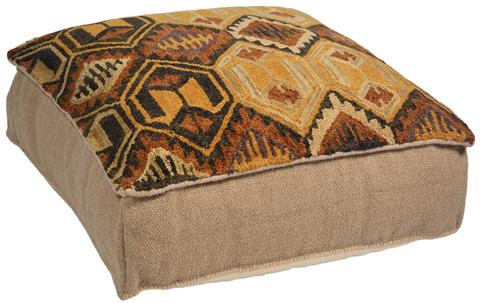 Dovetail Furniture - Ebi Seat Pouf - DOV8207