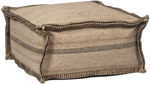 Dovetail Furniture - Jala Seat Pouf - DOV8210