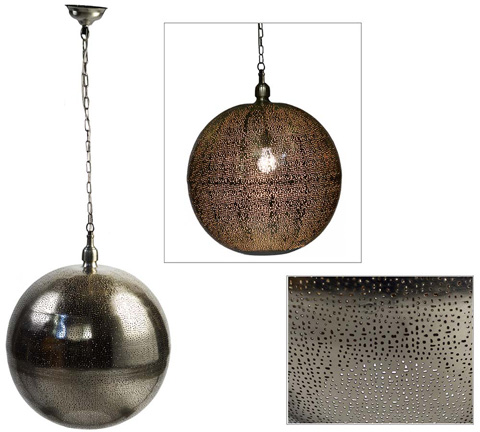 Dovetail Furniture - Belker Pendant - DOV8454