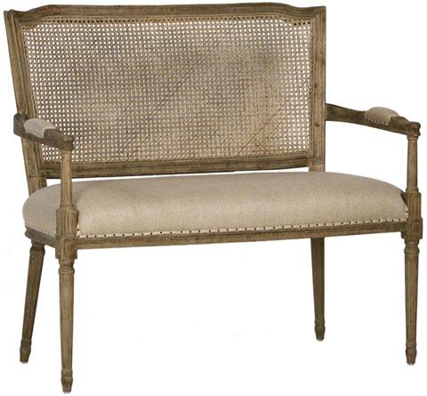 Dovetail Furniture - Avignon Bench - DOV9515