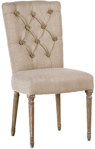 Dovetail Furniture - Renee Dining Chair - DOV9522