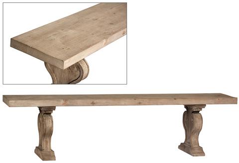 Dovetail Furniture - Dayton Bench - DOV954