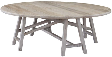 Dovetail Furniture - Clare Coffee Table - DOV9856