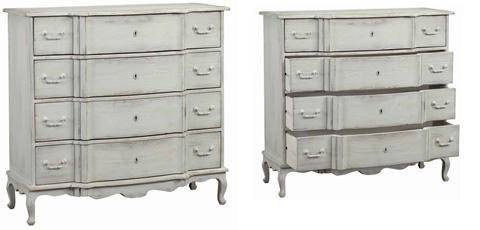 Dovetail Furniture - Corinth Dresser - DOV9877