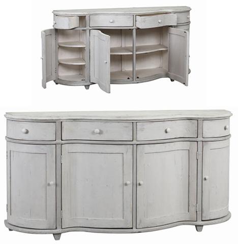 Dovetail Furniture - Danville Sideboard - DOV9878