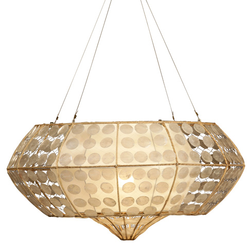 Dovetail Furniture - Bekasi Pendant - JAV001
