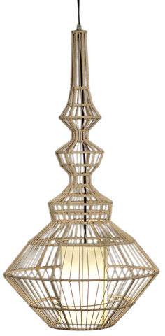 Dovetail Furniture - Kediri Pendant - JAV003