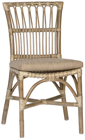 Dovetail Furniture - Primar Side Chair - PLA3036-SIDE