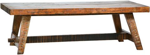 Dovetail Furniture - Houston Coffee Table - SHR68