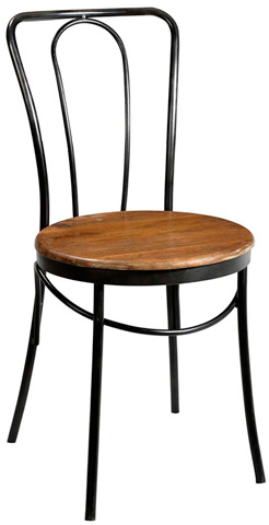Dovetail Furniture - Hugo Bistro Chair - AN041