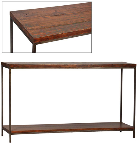 Dovetail Furniture - Devlin Console Table - DOV2950