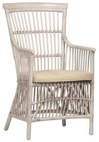 Dovetail Furniture - Simpson Arm Chair - DOV7600