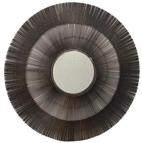 Dovetail Furniture - Kreiss Mirror - DOV8606