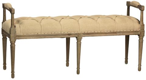 Dovetail Furniture - Yves Bench - DOV9523